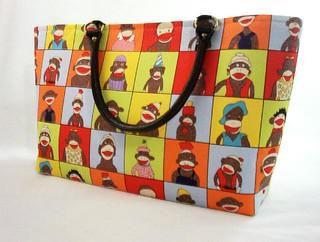 Funky Monkey III Handbag