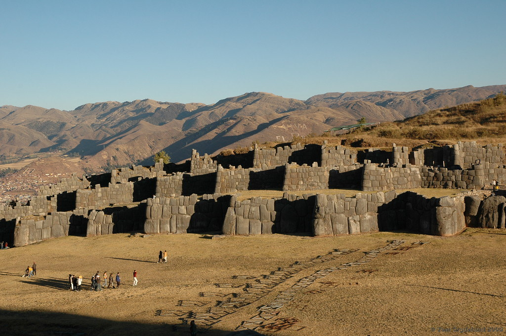 Sacsayhuaman overview