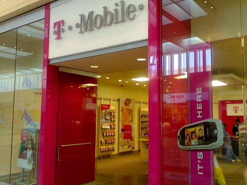 Very pink T-Mobile | by Gadget Virtuoso