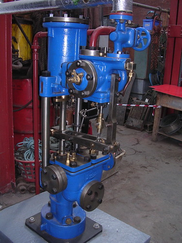 Weir boiler feed water pump | by Terry Wha