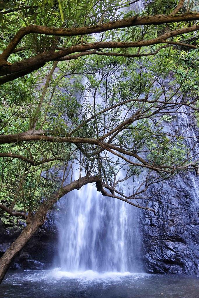 Vang Vieng - Kaeng Nuyi Waterfall