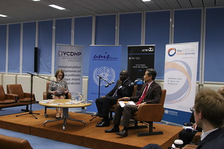 Conversation with Youth -  Ending Nuclear Tests: why should I care?
