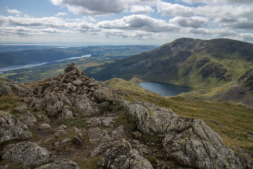 Coniston Old Man from Black Sails | by johnkaysleftleg