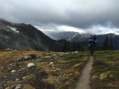 PCT: Day 166