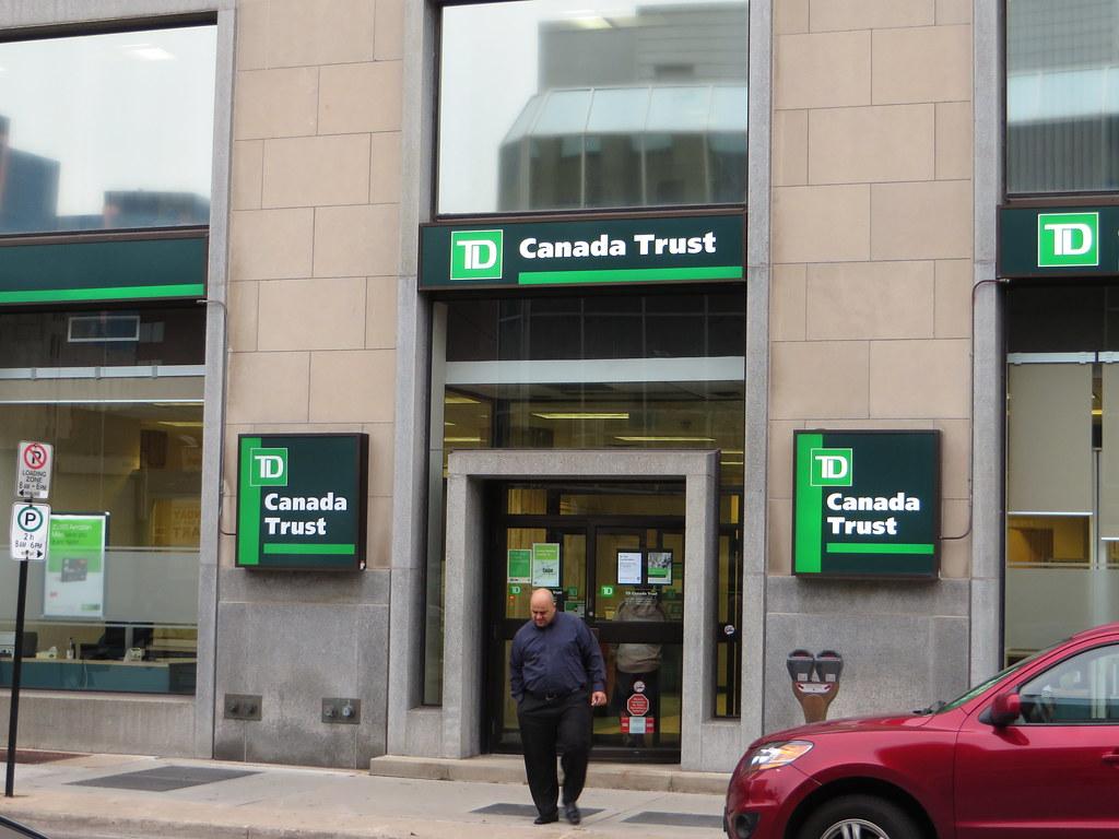 Toronto-Dominion Bank Branch, London, Ontario | The Toronto-… | Flickr