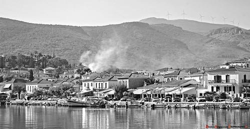 seascape architecture landscape greek photography boat blackwhite flickr smoke greece hdr refections blackdiamond galaxidi nikond3100 dimitrakirgiannaki nomosvoiotias