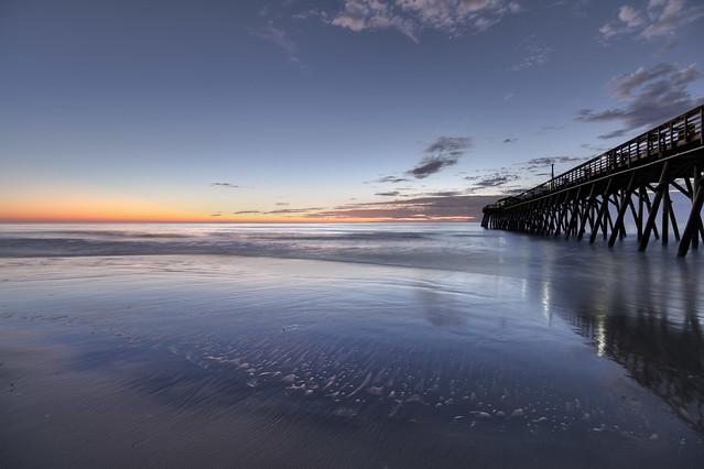 Sunrise, Myrtle Beach State Park, Horry County, South Carolina 1