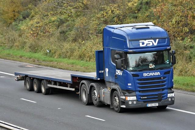 DSV - FY63 OEF
