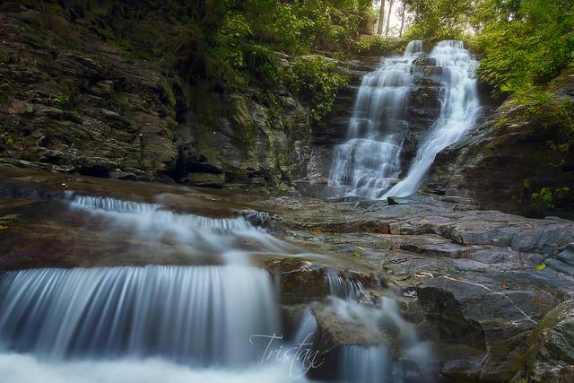 Sierra Nevadas de Santa Marta - Waterfall