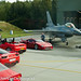 2012 Ferrari's on Volkel AFB (NL)