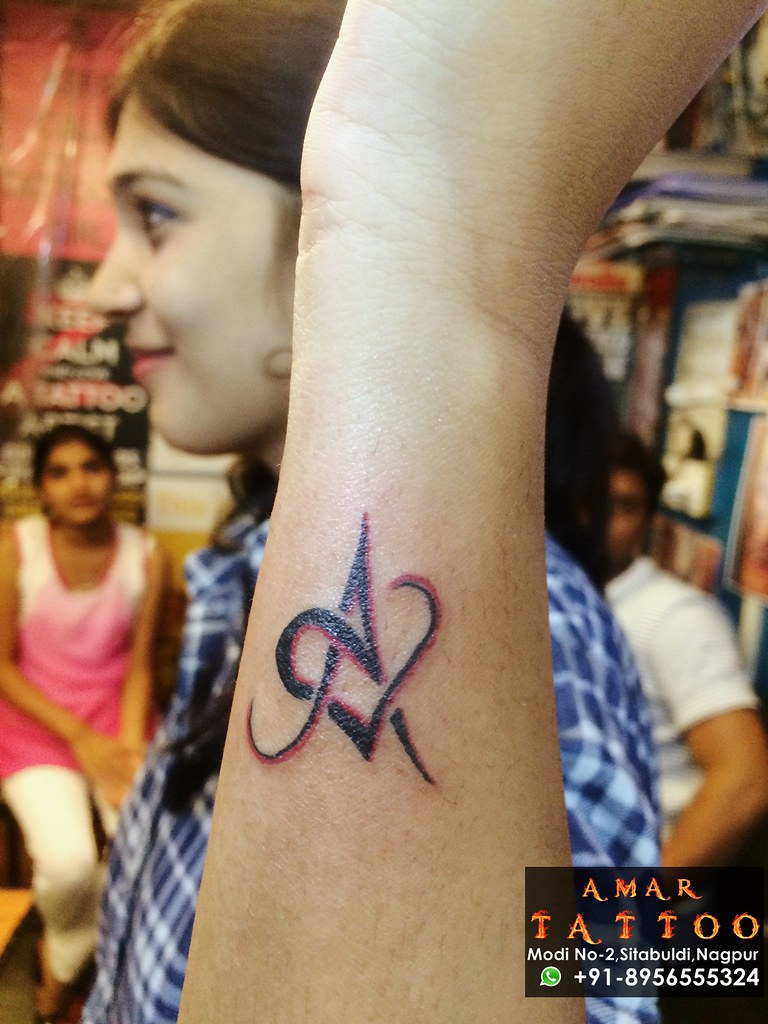 Amar Tattoo Best Tattoo Studio Of Nagpur Call Now For Appo