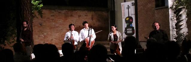 Telegraph Quartet & Ugo Gennarini