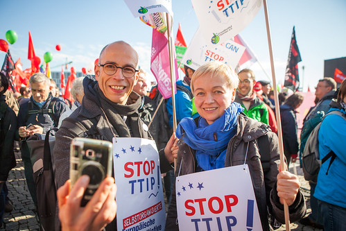 Stop TTIP Demo Berlin – Demonstration TTIP & CETA STOPPEN | by stopttipdemo