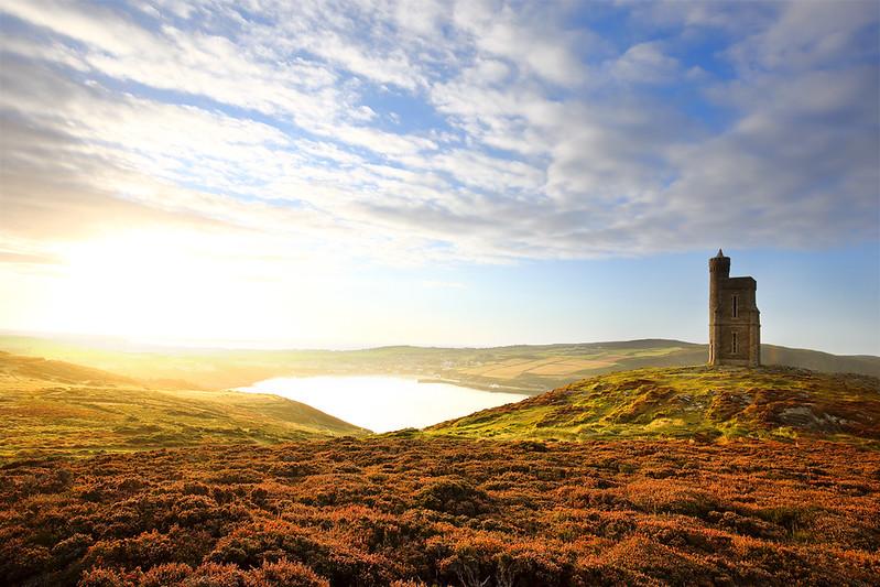 Manx Sunrise, Port Erin, Isle of Man