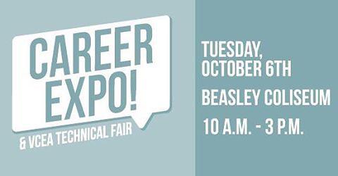 Find a job or internship! Tomorrow is the @WSUPullman Career & Technical Fair at Beasley Coliseum from 10 AM- 3PM. #WSU #GoCougs
