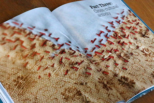 Slow Stitch by Claire Wellesley-Smith   by English Girl at Home