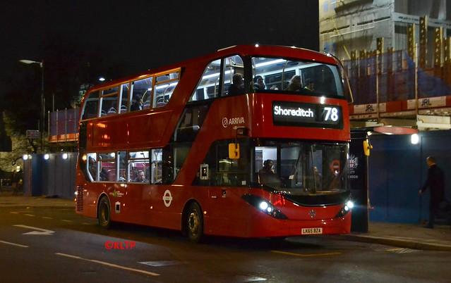 HA4 Arriva London