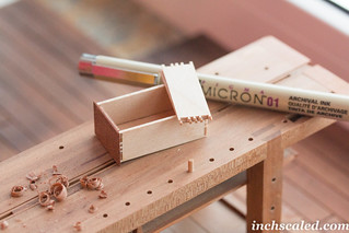 Dovetails in 1:12 scale   by vika-m