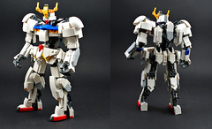 Gundam by CeciΙie
