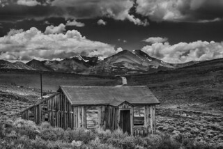 House in Bodie Ghost town, Bodie, California | by diana_robinson