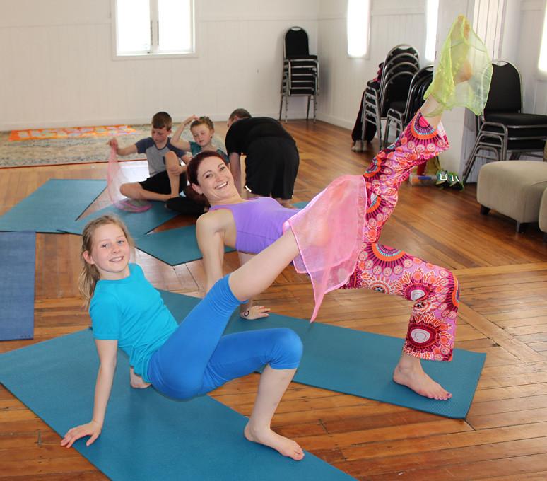 Family Yoga NZ   Flickr