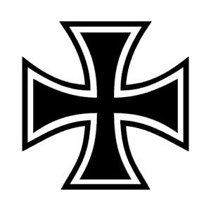 Aufkleber Eisernes Kreuz Paulropower Flickr