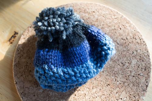 Teddy Bear Sweater for Camp Erin | by Terriko