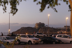 Dawn at Jebel Hafeet