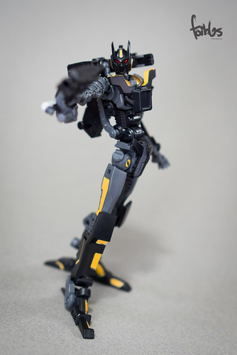 MMC Cynicus Asterisk Mode   by FoiblesToyChest