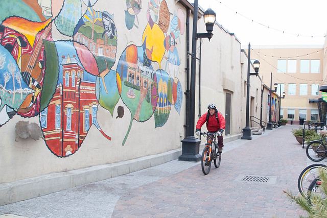Bike to Work Day WInter 2016