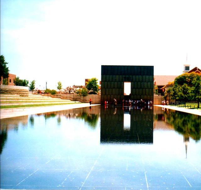 Oklahoma City Bombing Memorial ~ Oklahoma City ~ Oklahoma