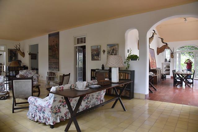 Hemingway House, Cuba
