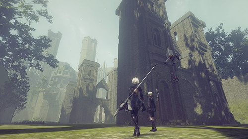 Nier: Automata | by PlayStation Europe