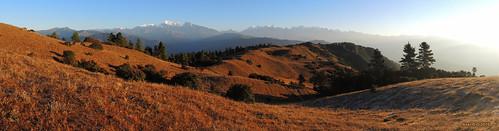 montagnes mounteverest nepal numbur préci panoramapanoramique pattale solukhumbu