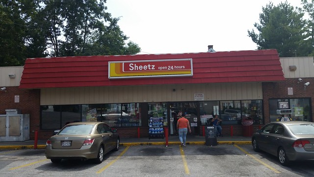 Sheetz westminster MD