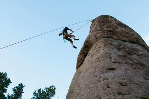 city rock cone climbing cedar