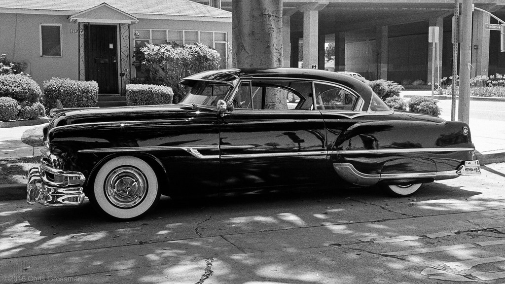 Custom 1953 Pontiac Chieftain Eight Deluxe Coupe Low Rider Flickr