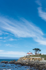 Battery Point Lighthouse - Crescent City CA