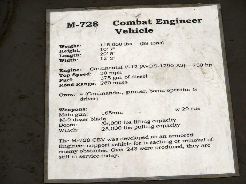 M728 Combat Engineer Vehicle 5