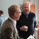 Thu, 10/09/2015 - 09:31 - Menestys, luovuus, työnilo, työn tehokkuus ja tiimityön voima olivat avainsanoja aamukahvitilaisuudessa torstaina 10.9.2015 Treenixin tiloissa. Tilaisuudessa puheenvuorot olivat Johanna Väyrysellä (Wirma Lappeenranta Oy), Esa Kalliolla (Lähitapiola Kaakkois-Suomi), Kati Räisäsellä (CDM Oy), Mari Ravattisella (Treenix Oy) ja Jami Holtarilla (Etelä-Karjalan Yrittäjät ry). Kiitokset kaikille osallistumisesta ja energisestä tilaisuudesta.