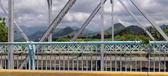 Puente y montes / Bridge & hills