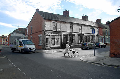 July Road, Anfield, 1967 in 2015