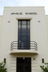 Ainslie School Building, Canberra