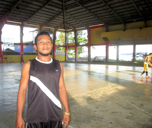Basey basketball player Benjamin Amascual | by dilg.yolanda