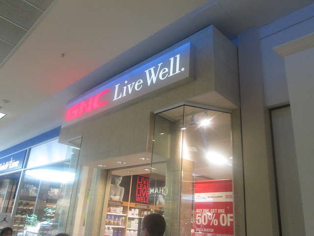 Well, with GNC You Can Live Well (Explored)