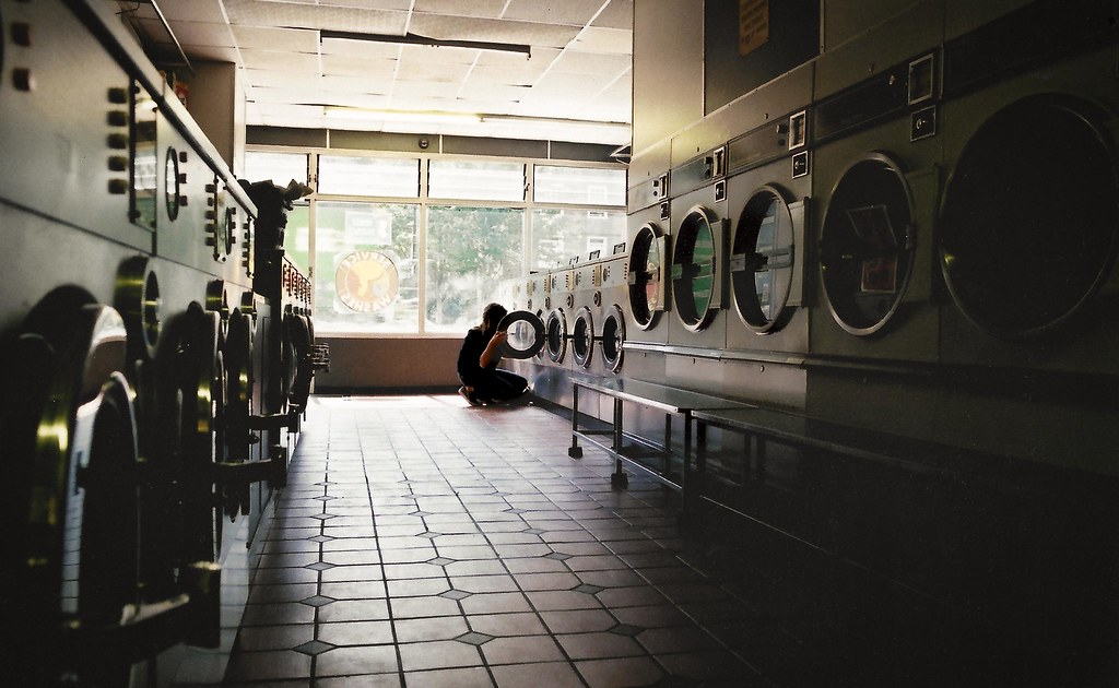 Laundrette Days