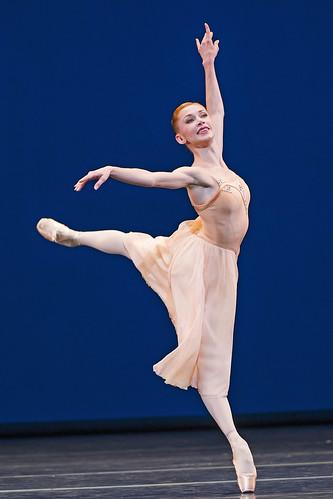 Iana Salenko in action.