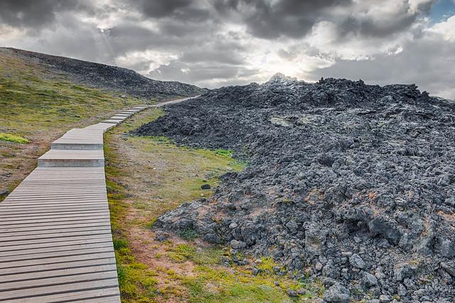 Volcanic Wasteland of Krafla