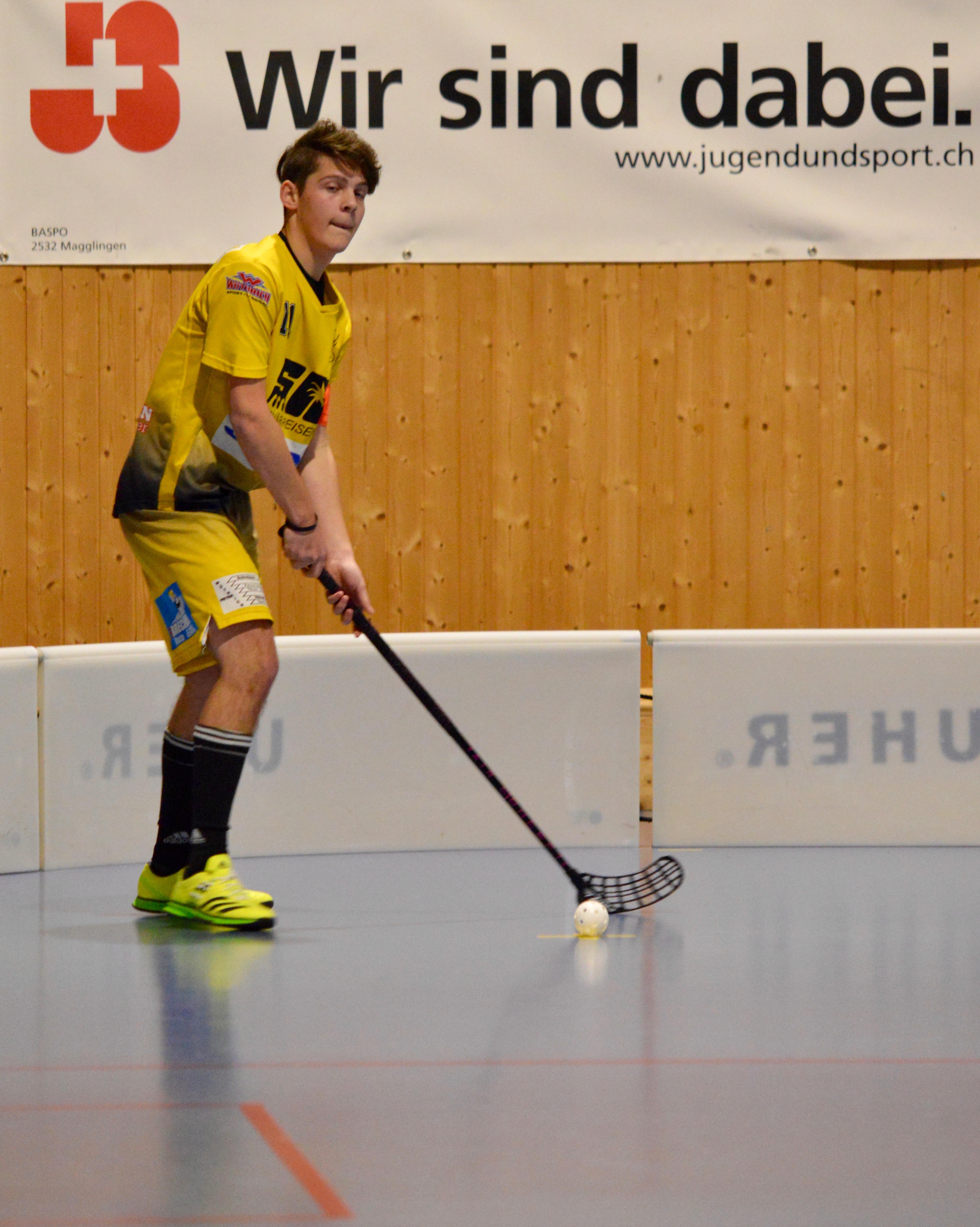 Junioren U16B - UHC Grünenmatt Saison 2016/17