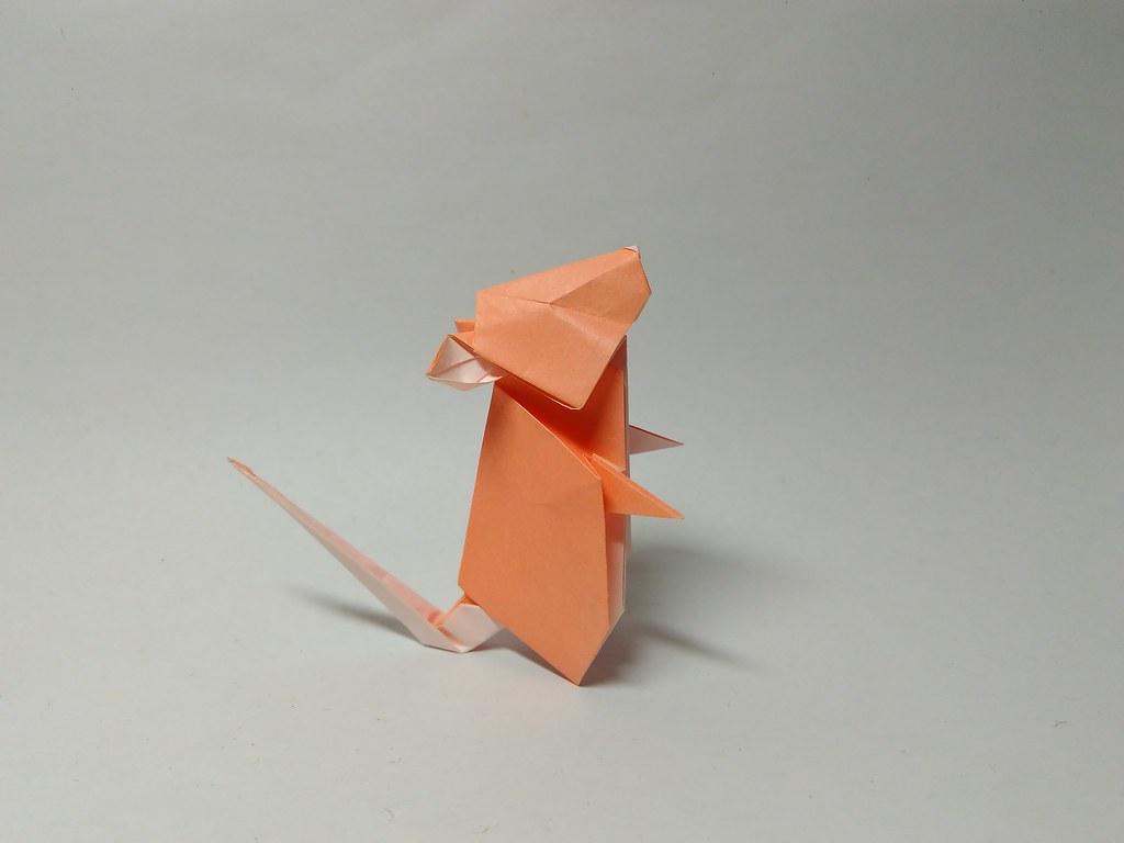 Mouse by Hideo Komatsu